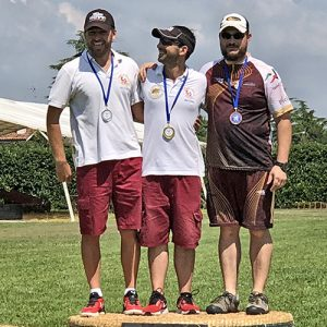 Campionati Regionali Targa a Meolo