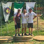 Target Archery Academy al CAMPIONATO REGIONALE 3D